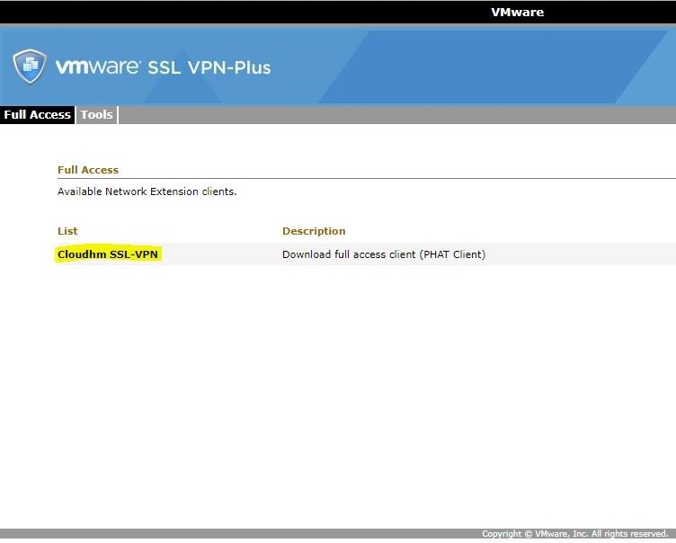 1  SSL VPN Client for Windows Installation - Knowledgebase